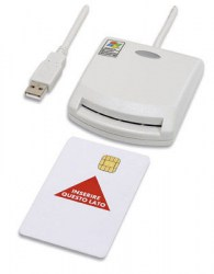Czytnik, karta chipowa, Smart Card, smartcard, pki,